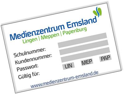 Visitenkarten-Ausleihe