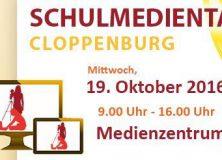Schulmedientag in Cloppenburg 2016